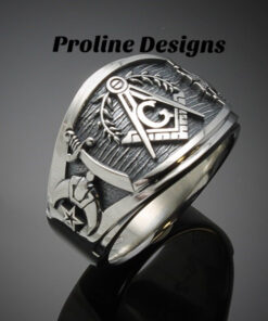 masonic-ring-for-men-in-sterling-silver-cigar-band-style-027ss