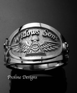 https://prolinedesigns.com/full-product-line/masonic-rings/blue-lodge/widows-sons-ring-in-sterling-silver-cigar-band-style-061p/