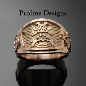 Custom Masonic Rings & Custom Designed Rings by Proline Designs